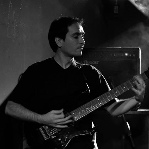Jose Guisande (Guitarra)